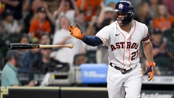 Altuve homers twice in milestone game as Astros down Indians