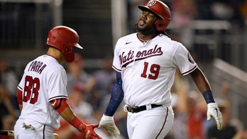 Bell hits 100th career HR, Nats beat Marlins, 3rd win in row