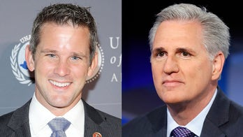 Kinzinger bucks McCarthy over Jan. 6 commission warning: 'Who gives a s---?'