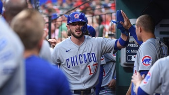 Cubs rally with six runs in ninth inning, beat Cardinals 7-6