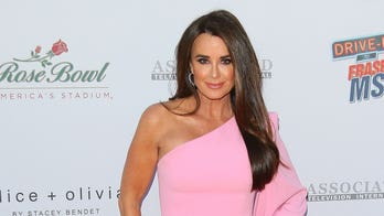 Kyle Richards shares scary video aftermath of her walking into a beehive that led to hospitalization