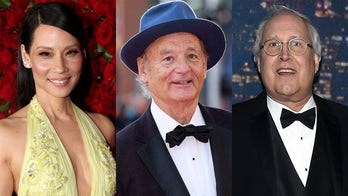 A look at Bill Murray's celebrity feuds: Chevy Chase, Lucy Liu and beyond