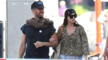 Dakota Johnson, Chris Martin spotted in Spain arm-in-arm