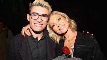 Kelly Ripa's son Michael weighs in on her tendency to post cheeky Instagram pictures