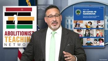 Top Republican pressures Cardona to purge CRT material from Education Department