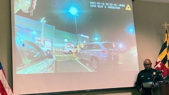 Maryland police show bodycam video of deadly officer-involved shooting of Black man at McDonald's drive-thru