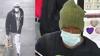New York City 'McBandit' robs McDonald's, other stores, police say