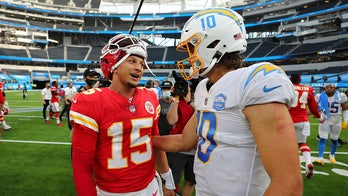 Chiefs' Patrick Mahomes says Justin Herbert comment was 'taken out of context'
