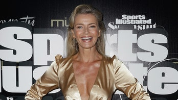 Paulina Porizkova dances topless to Bee Gees in behind-the-scenes look at photoshoot