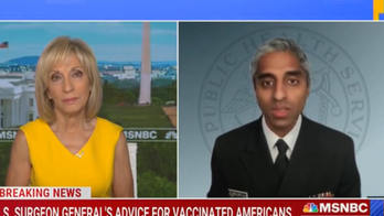 Critics slam Biden surgeon general suggestion vaccinated parents wear masks: 'alternate reality'