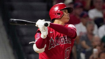 Angels' Ohtani will not pitch Tuesday; Trout has setback