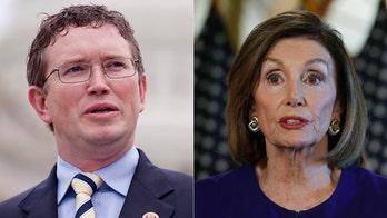 Rep. Massie slams Pelosi's reimposed mask mandate in House chamber: 'Hell no, I'm not backing down'