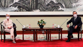US, China diplomatic talks confrontational, as accusations fly