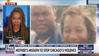 Chicago murder victim's mom urges action on crime crisis, calls on Gov. Pritzker to declare emergency