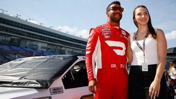 NASCAR's Bubba Wallace announces his engagement
