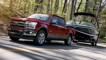 Ford F-150 diesel dropped ahead of electric push