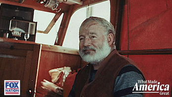 The old man and his sea: How Ernest Hemingway's Key West home spawned some of his finest work