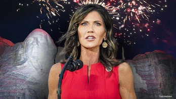 Harvard professor says flag waving Kristi Noem 'unserious,' Kabul crisis is 'what happens' when US not serious