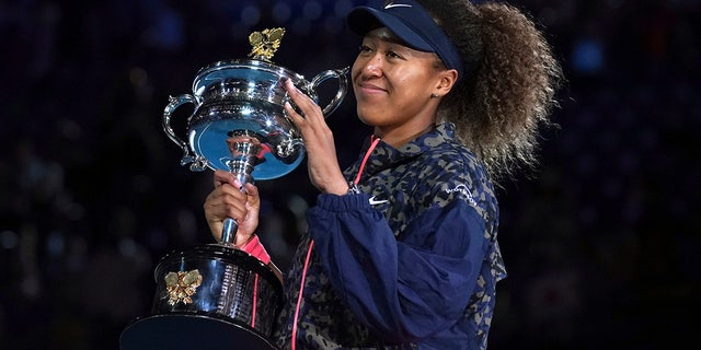 Naomi Osaka is four-time Grand Slam champion and former No. 1-ranked player.