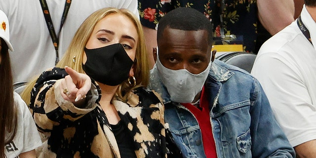 Adele and Rich Paul sparked dating rumors after being spotted out together in July.