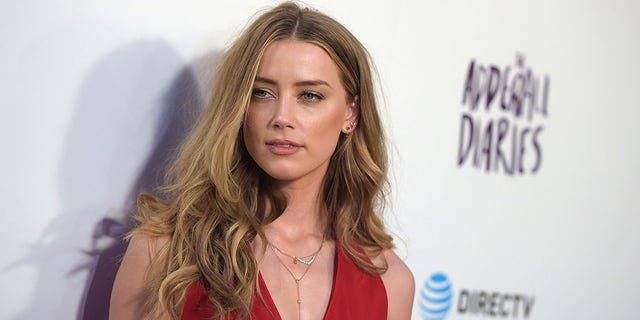 """Amber Heard says she has become a mom and did it """"on my own terms,"""" as a single parent. In an Instagram post, the actor said she welcomed daughter Oonagh Paige Heard on April 8."""
