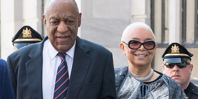 Bill Cosby's wife was spotted out-and-about without a wedding ring on. Bill and Camille had not seen each other since he was convicted and sentenced to prison in 2018.