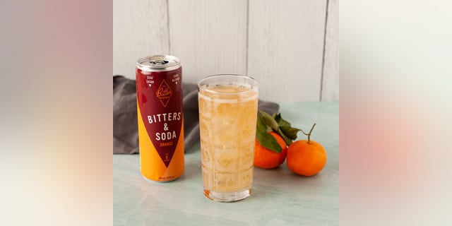 The Bitter Housewife makes nonalcoholic bitter sodas. (Courtesy of The Bitter Housewife)