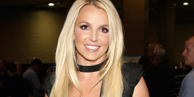 Britney Spears fans share concern as singer massages boobs