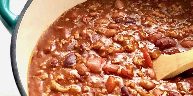 """Debi Morgan, creator of the Southern food blog Quiche My Grits, shared her """"Campfire Chili"""" recipe with Fox News."""