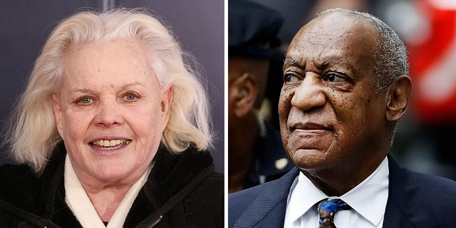 Actress Carroll Baker said a day before Bill Cosby was released from prison that it was