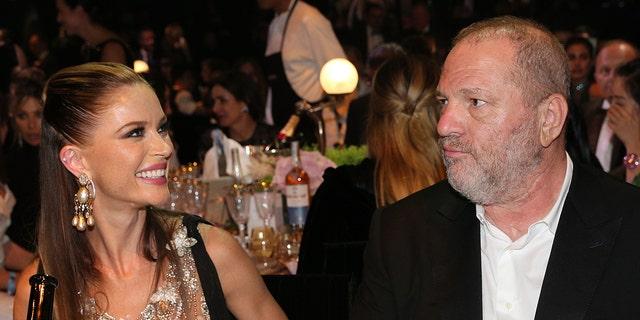 Georgina Chapman and Harvey Weinstein finalized their divorce in July.