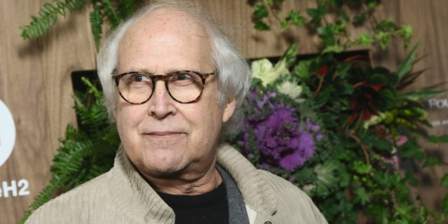 Chevy Chase got into a physical altercation with Murray while appearing on 'Saturday Night Live.'