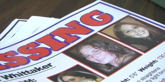 Christina Whittaker went missing on November 13, 2009.