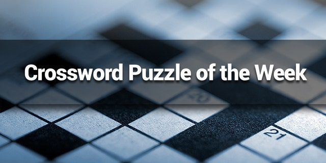 Crossword Puzzle of the Week: July 12