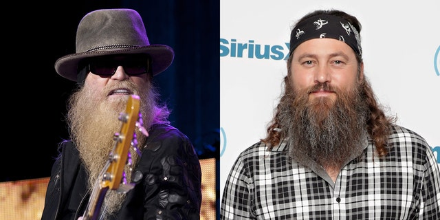 """""""Duck Dynasty"""" star Willie Robertson reflected on the life of ZZ Top bassist Dusty Hill to Fox News."""