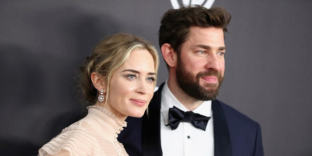 Emily Blunt said that the secret to her 11-year marriage to John Krasisnki is to 'just love' and 'listening.' (Getty Images)
