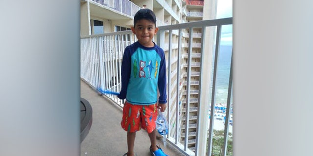 The body of Enrique Cortez-Duban, 6, was found on a Florida beach, a day after he went missing, officials said.