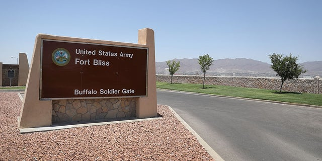 The Fort Bliss army post in Texas is ill-equipped to handle a flood of refugees, 它的. Ted Cruz senator charged.