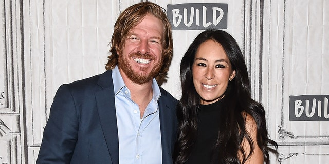 Chip and Joanna Gaines celebrated the launch of their Magnolia Network with a feast in New York City.