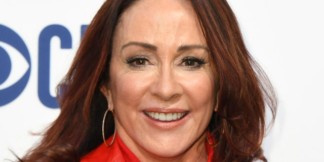 Patricia Heaton is seen in New York City, May 15, 2019. (Getty Images)