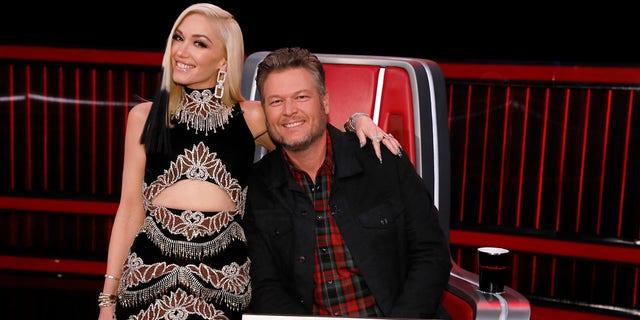 Blake Shelton and Gwen Stefani met on 'The Voice' in 2015.