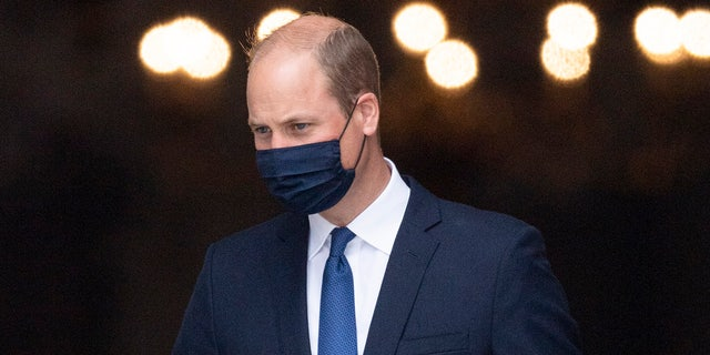 Prince William hosts palace tea party alone as Kate Middleton self-isolates following coronavirus exposure