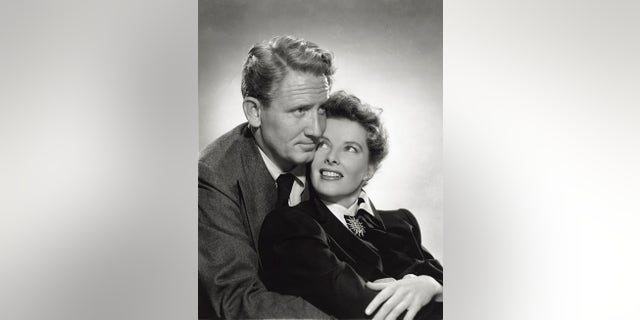 Spencer Tracy and Katharine Hepburn were partners in life and in work for many years.