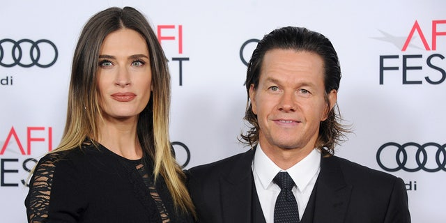 Actor Mark Wahlberg and model Rhea Durham married in 2009.