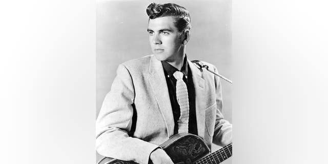 Sanford Clark's hit song, 'The Fool,' was later recorded by several well-known artists, including Elvis Presley and The Animals.