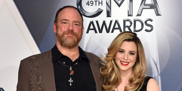 John Carter Cash and his wife, fellow singer-songwriter Ana Cristina, tied the knot in 2016.