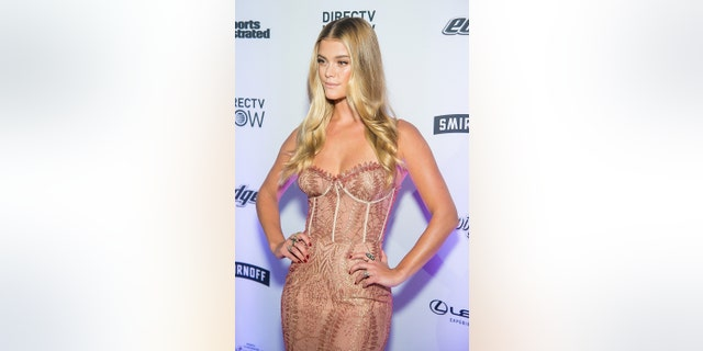 Nina Agdal has appeared in appeared in six Sports Illustrated Swimsuit issues.
