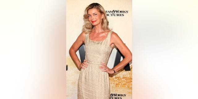 Paulina Porizkova attends the 'Stillwater' New York Premiere at Rose Theater, Jazz at Lincoln Center on July 26, 2021 in New York City.