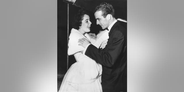 Montgomery Clift referred to his friend Elizabeth Taylor as