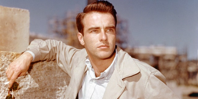 Montgomery Clift first worked with Elizabeth Taylor in 1951's A Place in the Sun.